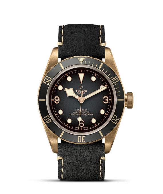 BLACK BAY 43 BRONZE